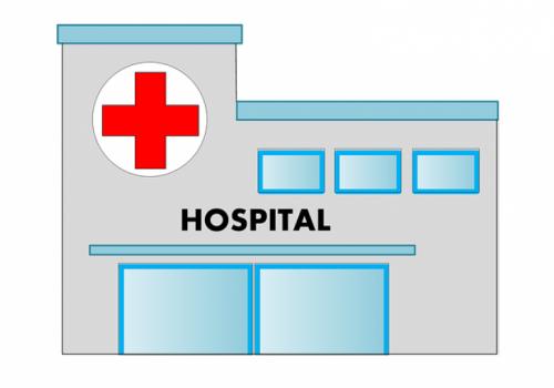 Uitstap ziekenhuis 2B
