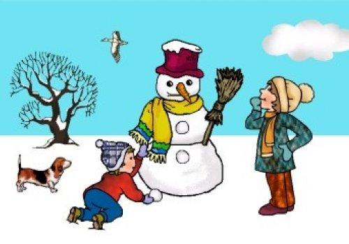 Thema : De Winter…