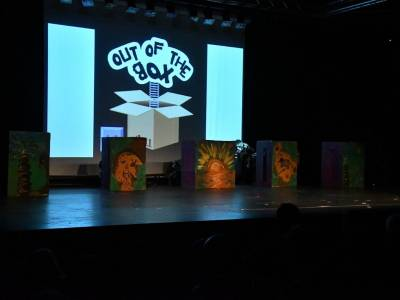Schoolfeest - out of the box