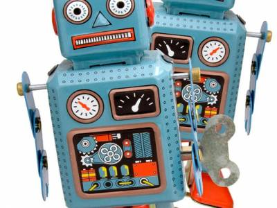 K3B OPTREDEN SCHOOLFEEST - ROBOTS