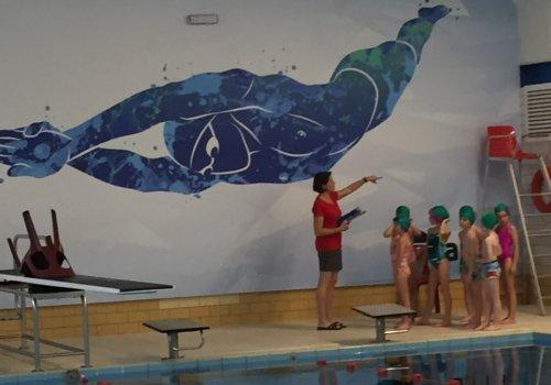 L2 Eerste zwemles
