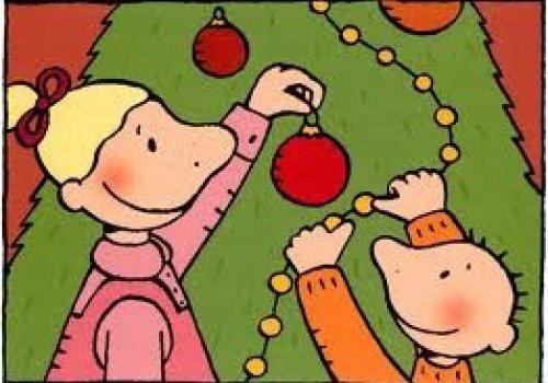 P: Wij vieren Kerstmis!